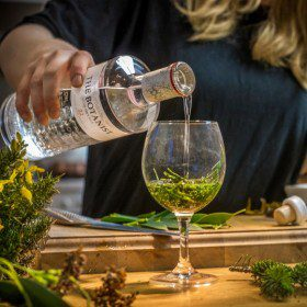 The Botanist has introduced a foraging-themed initiative for UK key accounts