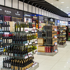 Wine is an increased focus for World Duty Free, but is not cannibalising spirits, says Nigel Sandals.