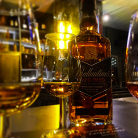 "Ballantine's Hard Fired, a ""subtly smoky"" expression, will initially launch in Poland and France next month"