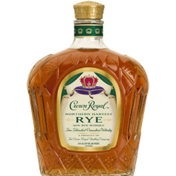 Crown Royal Northern Harvest Rye has been named World Whisky of the Year
