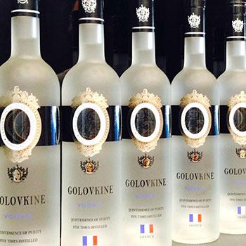 Golovkine-Vodka