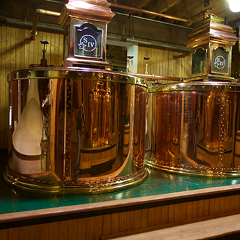 Maker's Mark has installed a new still as part of plans to double its distillery capacity