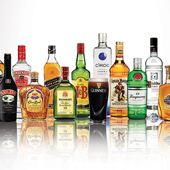Diageo has been removed from the Forum of Private Business's 'Hall of Shame'