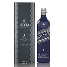 Diageo has created an airline-exclusive Johnnie Walker expression as it partners with Singapore Airlines and DFASS