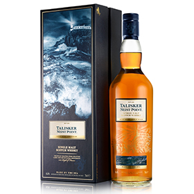Talisker Neist Point travel retail launch Diageo