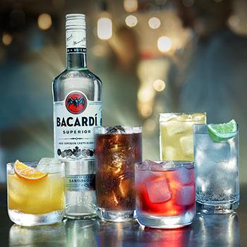 Bacardi-distribution