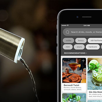 App-controlled DIY cocktail system launches