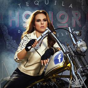 Tequila Honor Del Castillo Kate del Castillo