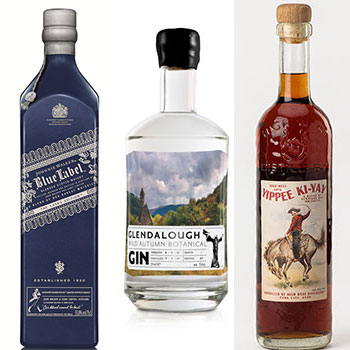 This is our selection of the top 10 spirit launches in December 2015