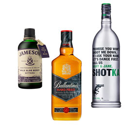 Click through the following pages to see the fourth instalment of our top 50 innovative spirits launches of 2015