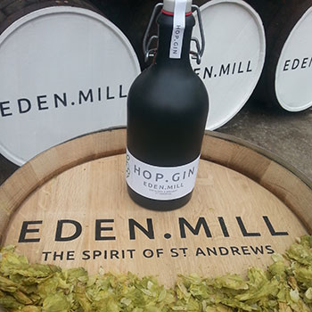 Instil Drinks will handle UK distribution for Eden Mill and four other artisan gin brands
