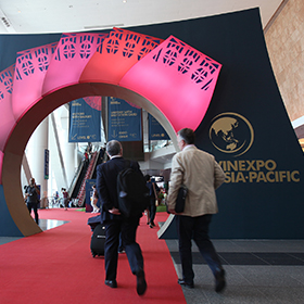 Vinexpo Hong Kong will take place from 24-26 May