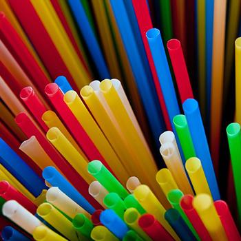 Bacardi-straws