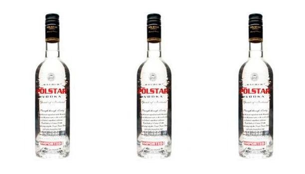 Polstar-Vodka