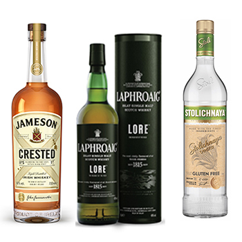 This is our selection of the top 10 spirit launches in March 2016
