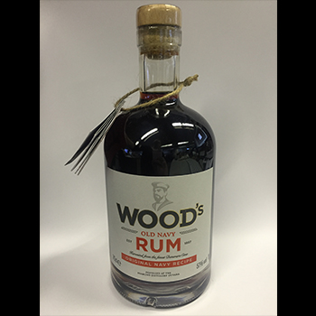 William Grant & Sons UK has revamped the packaging for its Wood's Old Navy Rum