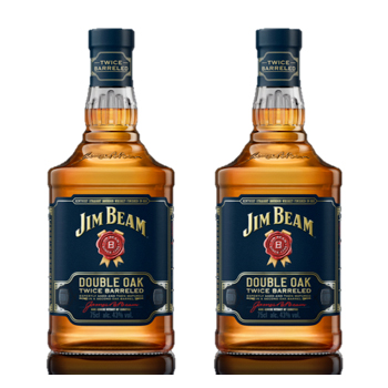 Beam Suntory has launched the new Jim Beam Double Oak expression into global travel retail