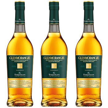 Glenmorangie is to release Tarlogan, the third expression in the TR-exclusive Legends Collection
