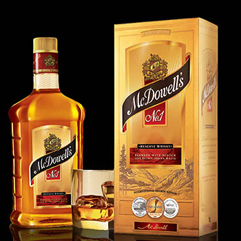 Diageo is to rename its McDowells brand in markets outside of India, following pressure from the SWA