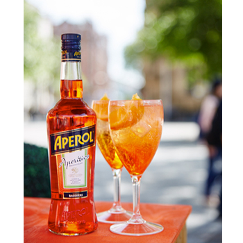 Aperol Spritz Pops Up On London Rooftop