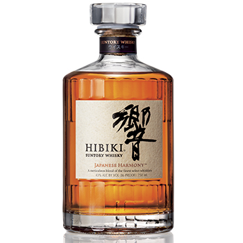 Hibiki Harmony is one recent NAS release from a Japanese whisky distiller