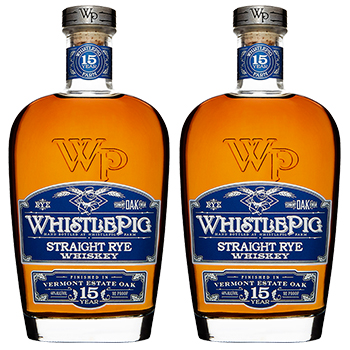 WhistlePig has released its first whiskey matured using home-grown oak