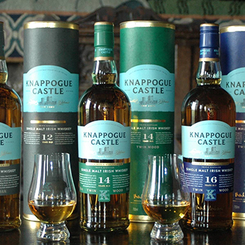 """Knappogue Castle has unveiled a """"complete overhaul"""" of its brand presentation"""