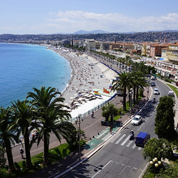 A Muslim bartender based in the French city of Nice has been attached for serving alcohol during Ramadan