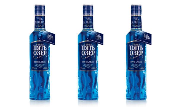 Best selling vodka in us