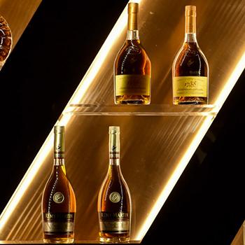 Cognac brand Rémy Martin has been named 2016 Brand Champion