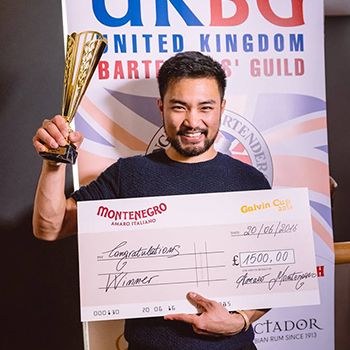Peter Nguyen triumphs at the 2016 UKBG Galvin Cup