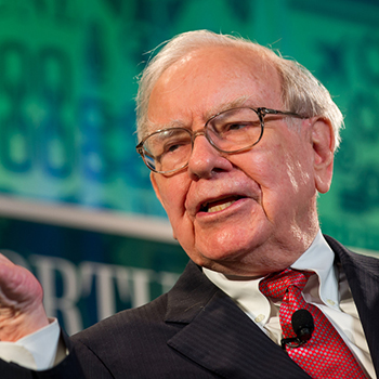 Warren Buffet is chairman, president and CEO of Berkshire Hathaway, parent company of McLane