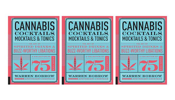 Cannabis cocktail web