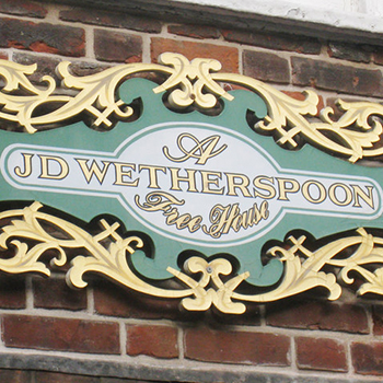 The founder of JD Wetherspoon has lost more than £18 million since the UK's Brexit vote