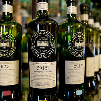 The Scotch Malt Whisky Society has stepped up efforts to drive growth in the US market.