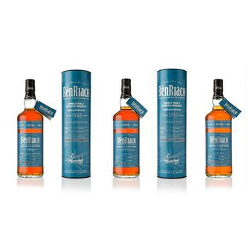 BenRiach has unveiled a dozen new single cask whiskies