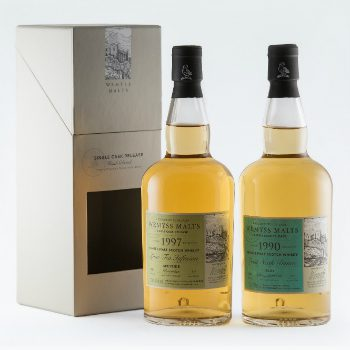Wemyss Malts has released two single cask expressions exclusively available from the Kingsbarn Distillery