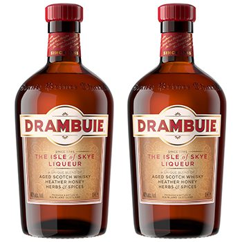 William Grant & Sons has unveiled a new look for Drambuie