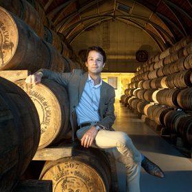 Matthieu de Lassus, export director for Groupe Bernard Hayot Spirit Division (Courtesy of TheSpiritsBusiness.com)