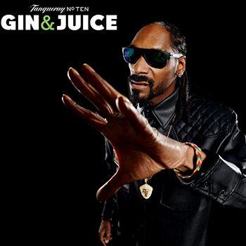 Snoop Dogg Tanqueray