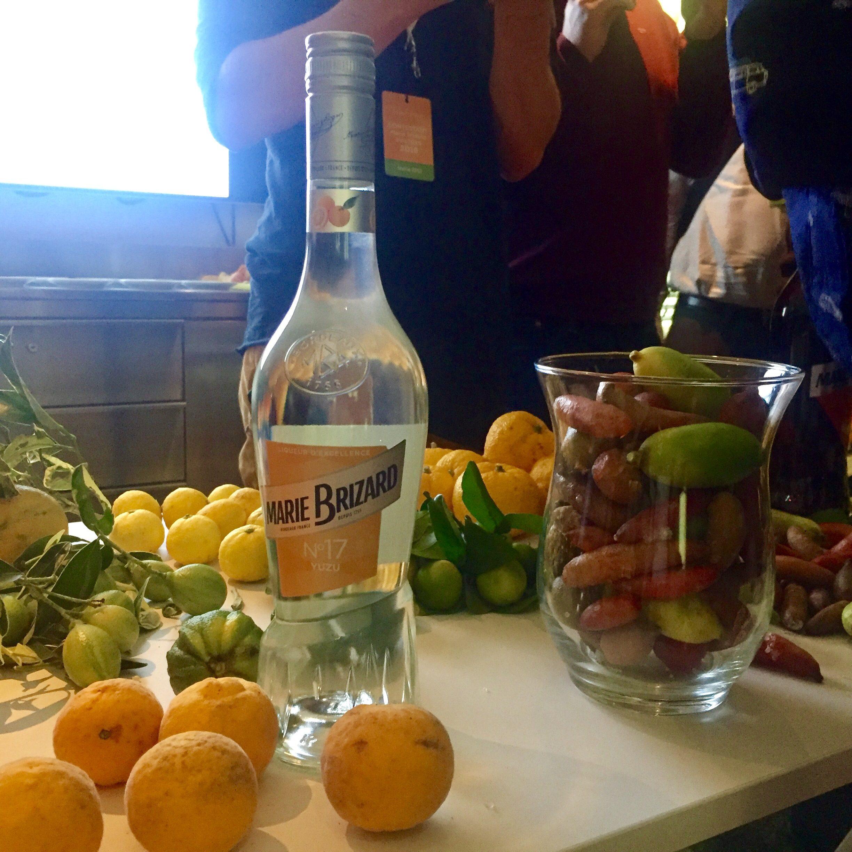 Marie Brizard is to launch a yuzu liqueur
