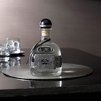 Patron's new bottle format targets the holiday gifting season