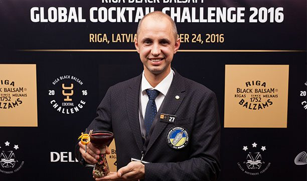 Riga Black Balsam Cocktail Challenge In Pictures