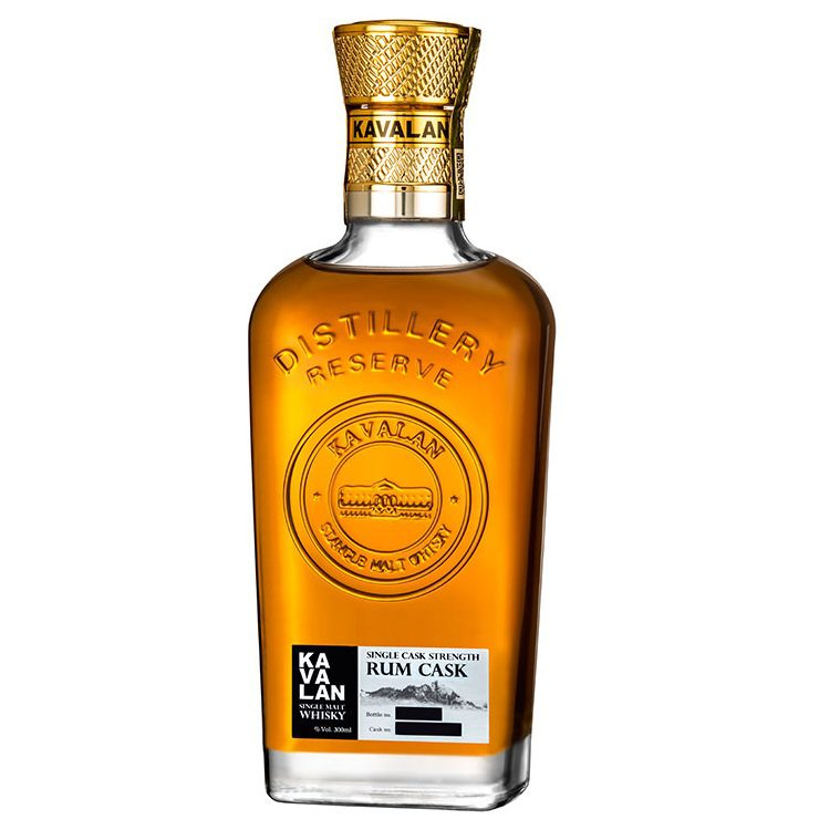 Kavalan's new rum cask release marking the distillery's 10th anniversary