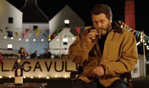 Parks and Recreation star Nick Offerman – aka Ron Swanson – lover of 'meat, woodworking, hunting, whisky and breakfast foods'