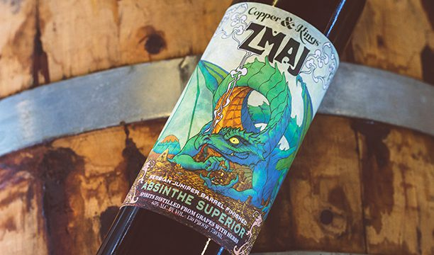 Copper and Kings Zmaj absinthe WEB SOCIAL 1