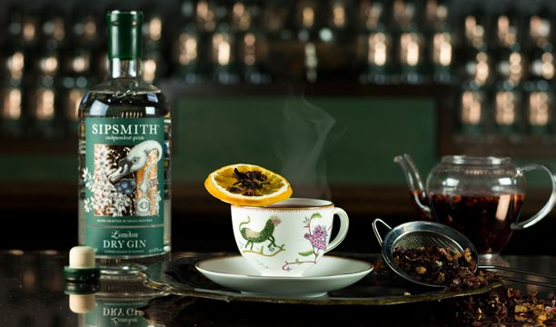 Hot gin roof london