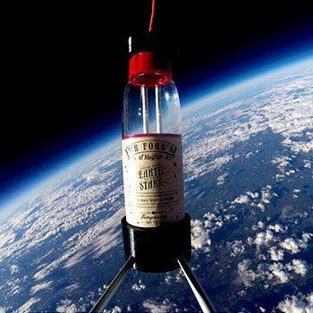 Los Bitters de Mr. Fogg's en el espacio