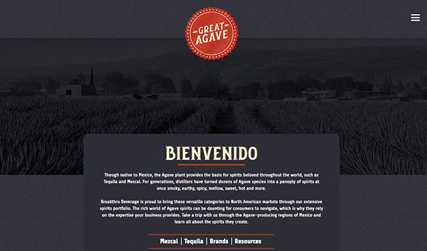 Breakthru launches 'Great Agave' education site