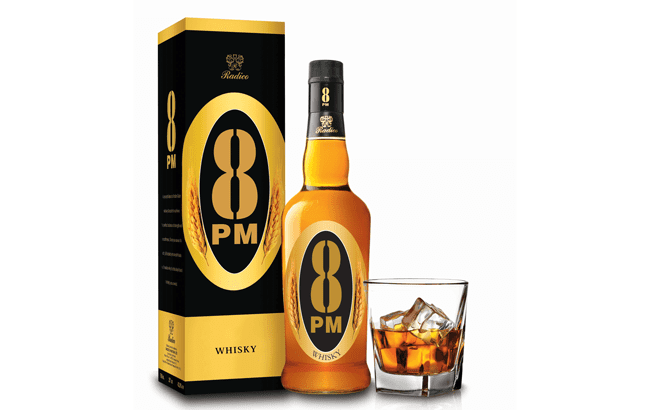 Indian Whisky Brand Champion 2017: 8PM